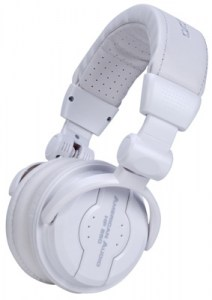 American Audio  HP 550 Snow Whiite