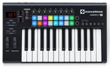 Novation Launchkey 25 USB MIDI CONTROLLER 25 ΔΥΝΑΜΙΚΩΝ ΠΛΗΚΤΡΩΝ