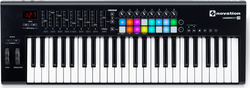 Novation Launchkey 49 USB MIDI CONTROLLER 49 ΔΥΝΑΜΙΚΩΝ ΠΛΗΚΤΡΩΝ
